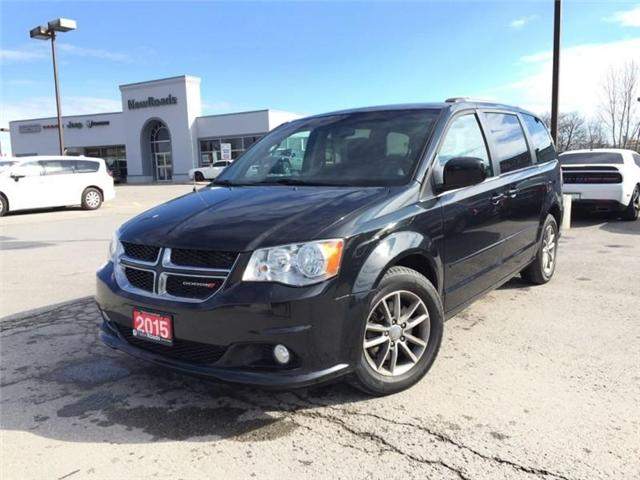 2015 Dodge Grand Caravan SE/SXT (Stk: 23885T) in Newmarket - Image 1 of 16