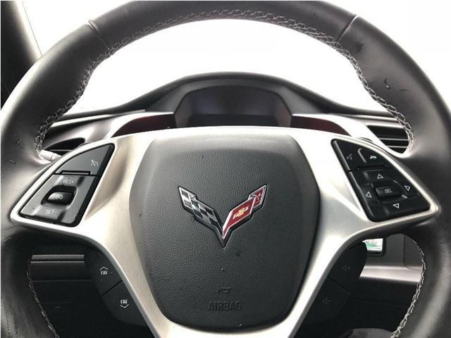 2019 Chevrolet Corvette Stingray (Stk: U106825) in Mississauga - Image 11 of 19