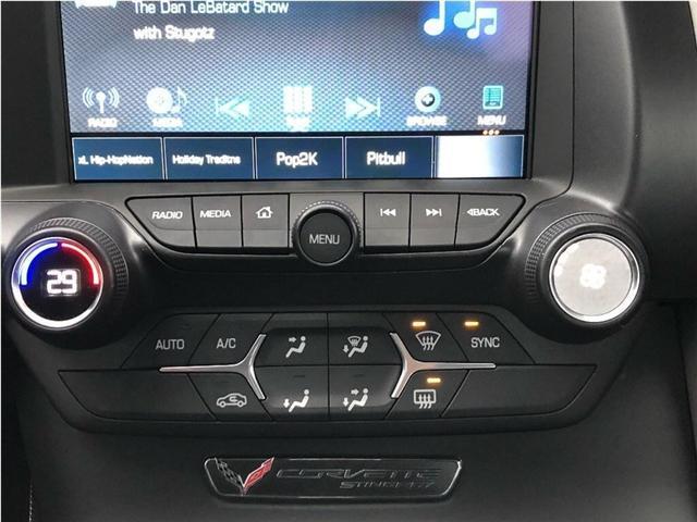 2019 Chevrolet Corvette Stingray (Stk: U106825) in Mississauga - Image 17 of 19