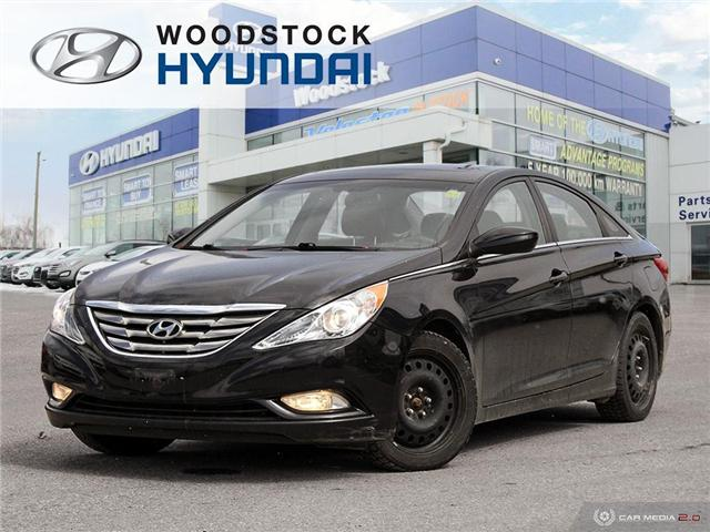 2013 Hyundai Sonata SE (Stk: HD18061A) in Woodstock - Image 1 of 27