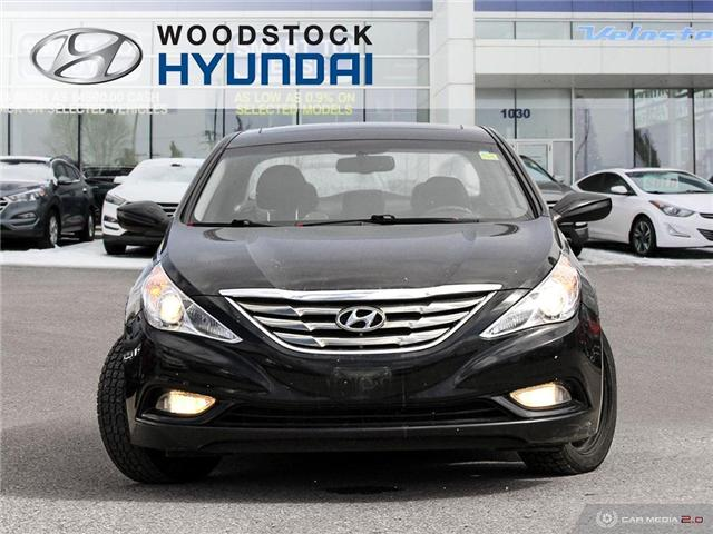 2013 Hyundai Sonata SE (Stk: HD18061A) in Woodstock - Image 2 of 27