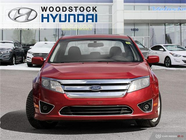 2010 Ford Fusion SEL (Stk: P1363A) in Woodstock - Image 2 of 27