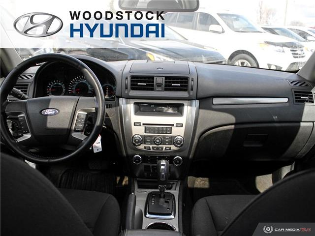 2010 Ford Fusion SEL (Stk: P1363A) in Woodstock - Image 18 of 27