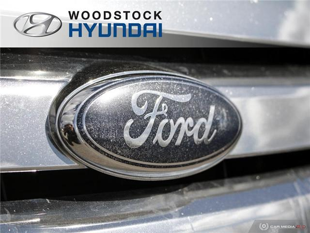 2010 Ford Fusion SEL (Stk: P1363A) in Woodstock - Image 24 of 27