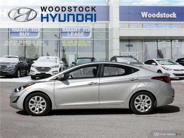 2014 Hyundai Elantra GL (Stk: HD18045A) in Woodstock - Image 3 of 27