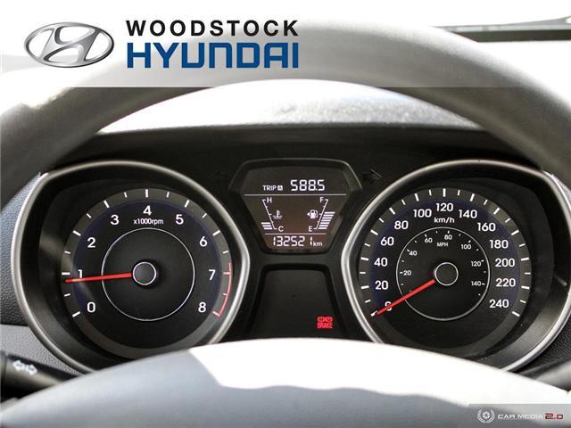 2014 Hyundai Elantra GL (Stk: HD18045A) in Woodstock - Image 8 of 27