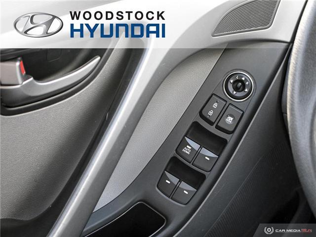 2014 Hyundai Elantra GL (Stk: HD18045A) in Woodstock - Image 10 of 27