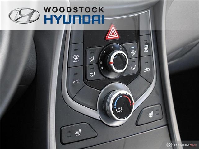 2014 Hyundai Elantra GL (Stk: HD18045A) in Woodstock - Image 13 of 27