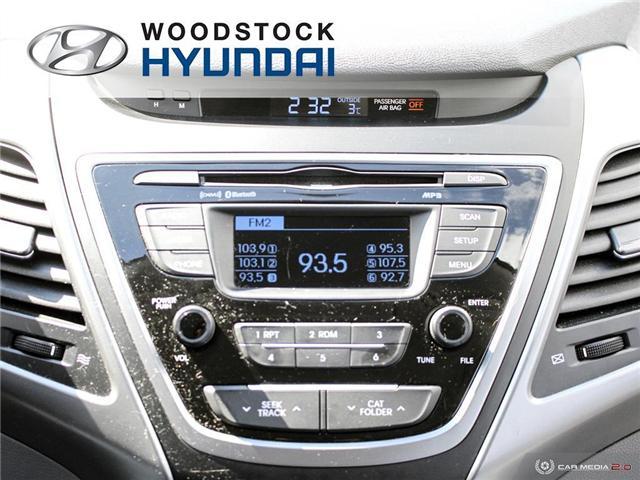 2014 Hyundai Elantra GL (Stk: HD18045A) in Woodstock - Image 14 of 27