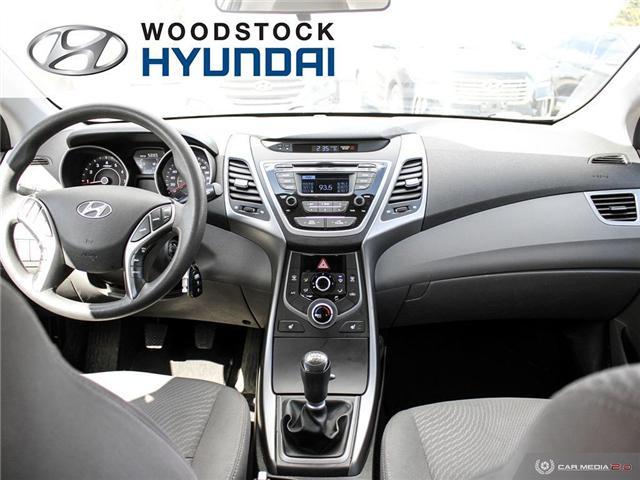 2014 Hyundai Elantra GL (Stk: HD18045A) in Woodstock - Image 18 of 27