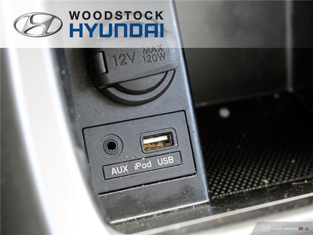 2014 Hyundai Elantra GL (Stk: HD18045A) in Woodstock - Image 20 of 27