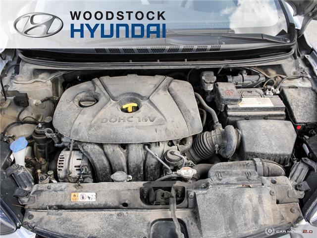 2014 Hyundai Elantra GL (Stk: HD18045A) in Woodstock - Image 23 of 27
