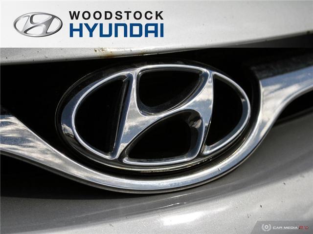 2014 Hyundai Elantra GL (Stk: HD18045A) in Woodstock - Image 24 of 27