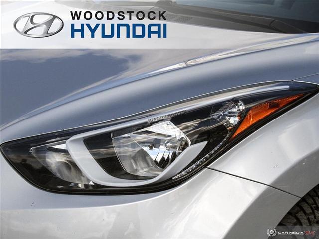 2014 Hyundai Elantra GL (Stk: HD18045A) in Woodstock - Image 25 of 27