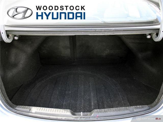 2014 Hyundai Elantra GL (Stk: HD18045A) in Woodstock - Image 26 of 27