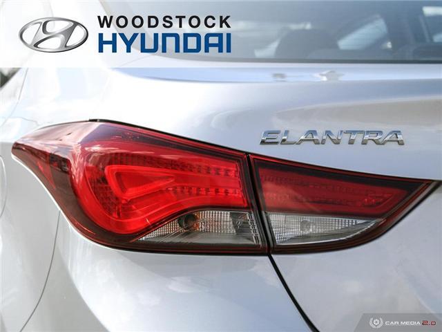2014 Hyundai Elantra GL (Stk: HD18045A) in Woodstock - Image 27 of 27