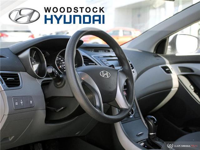 2016 Hyundai Elantra L+ (Stk: P1372) in Woodstock - Image 6 of 27