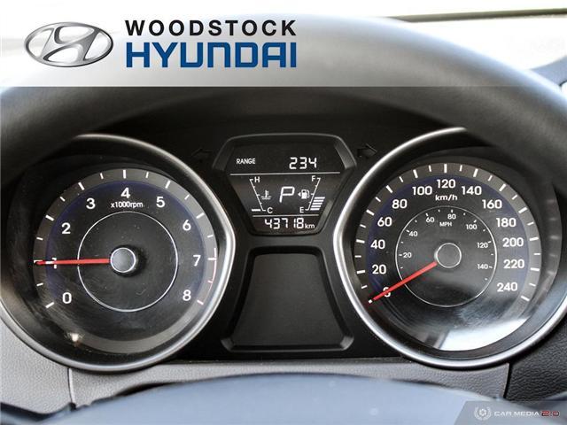 2016 Hyundai Elantra L+ (Stk: P1372) in Woodstock - Image 8 of 27