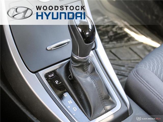 2016 Hyundai Elantra L+ (Stk: P1372) in Woodstock - Image 12 of 27