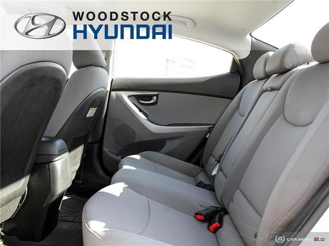 2016 Hyundai Elantra L+ (Stk: P1372) in Woodstock - Image 17 of 27