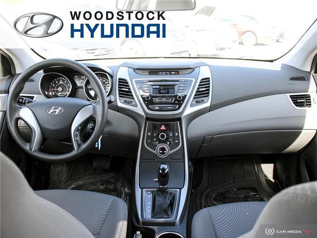 2016 Hyundai Elantra L+ (Stk: P1372) in Woodstock - Image 18 of 27