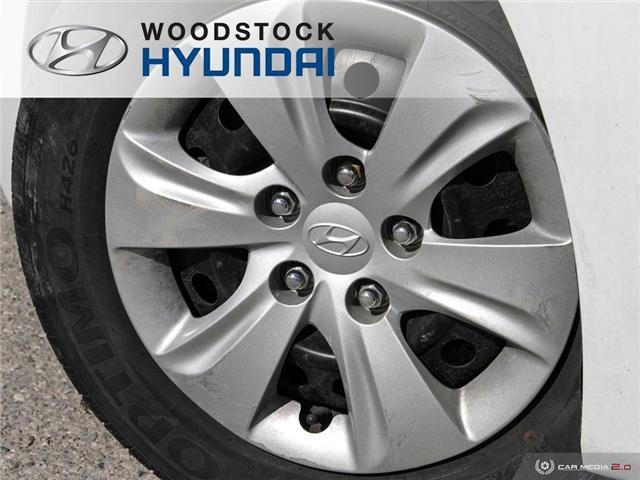 2016 Hyundai Elantra L+ (Stk: P1372) in Woodstock - Image 21 of 27