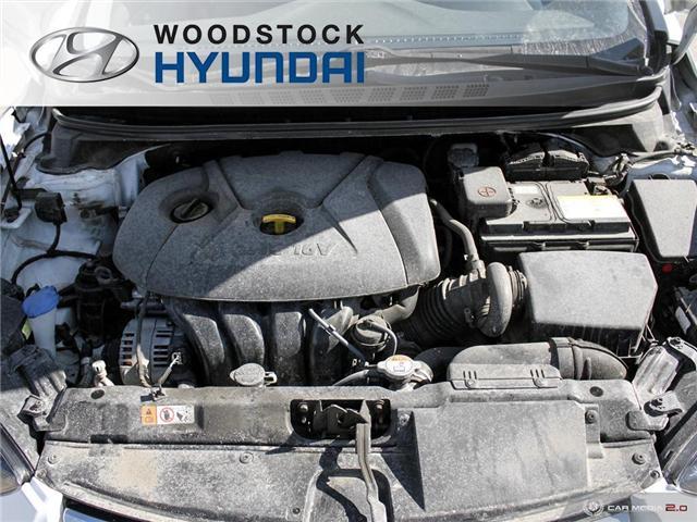 2016 Hyundai Elantra L+ (Stk: P1372) in Woodstock - Image 23 of 27