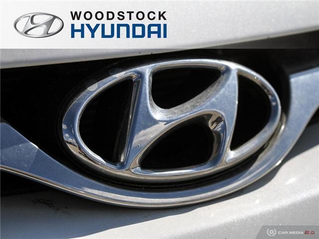 2016 Hyundai Elantra L+ (Stk: P1372) in Woodstock - Image 24 of 27