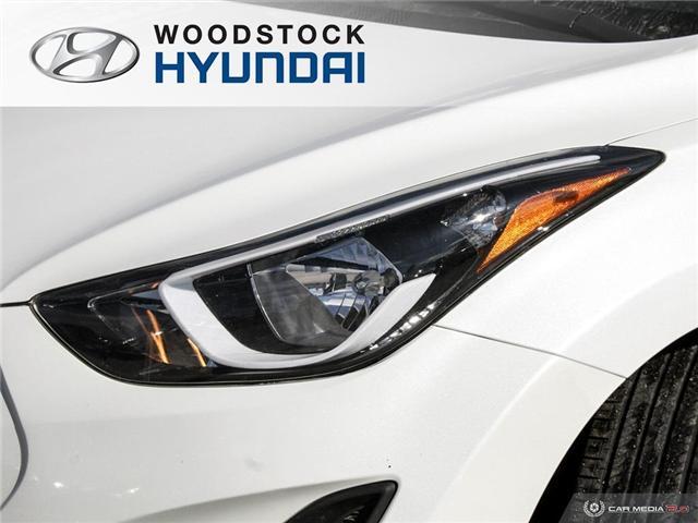 2016 Hyundai Elantra L+ (Stk: P1372) in Woodstock - Image 25 of 27