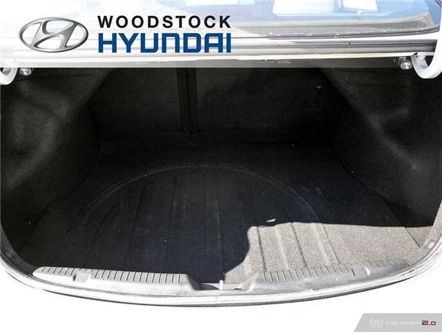 2016 Hyundai Elantra L+ (Stk: P1372) in Woodstock - Image 26 of 27