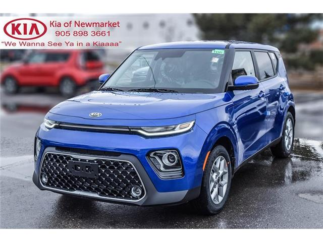 2020 Kia Soul EX Ivt (Stk: 200002) in Newmarket - Image 1 of 20