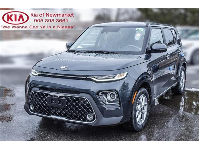 2020 Kia Soul EX Ivt (Stk: 200003) in Newmarket - Image 1 of 20