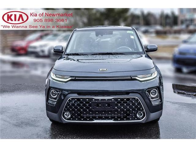 2020 Kia Soul EX Ivt (Stk: 200003) in Newmarket - Image 2 of 20