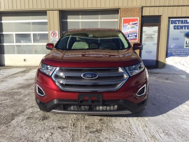 2016 Ford Edge SEL (Stk: U-3788) in Kapuskasing - Image 2 of 7