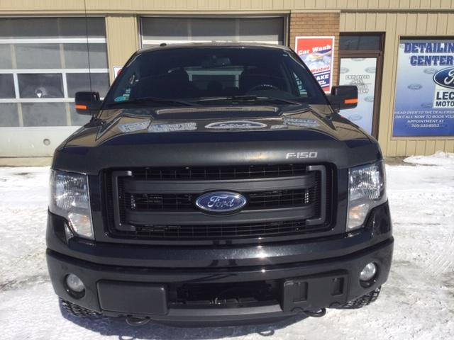 2013 Ford F-150 FX4 (Stk: U-3792) in Kapuskasing - Image 2 of 8