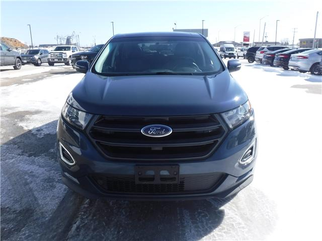 2016 Ford Edge Sport (Stk: U-3802) in Kapuskasing - Image 2 of 11