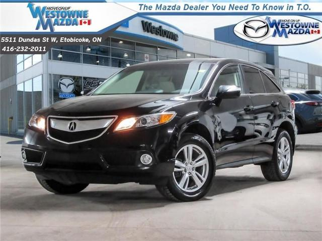 2015 Acura RDX Base (Stk: P3915) in Etobicoke - Image 1 of 28