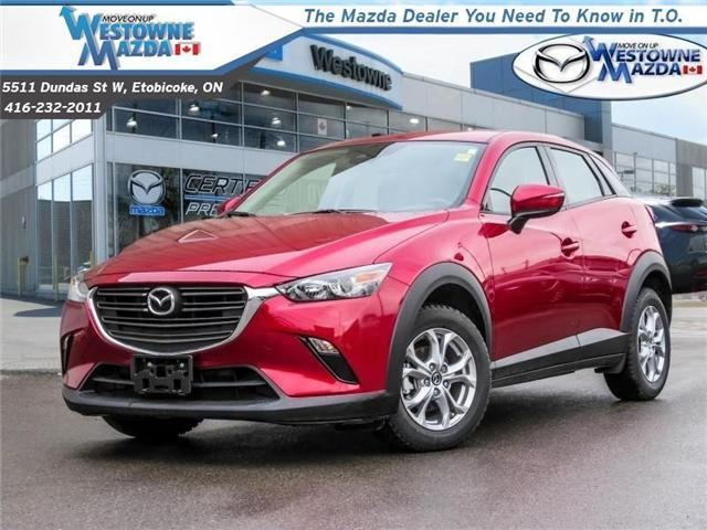 2019 Mazda CX-3 GS (Stk: P3920) in Etobicoke - Image 1 of 22