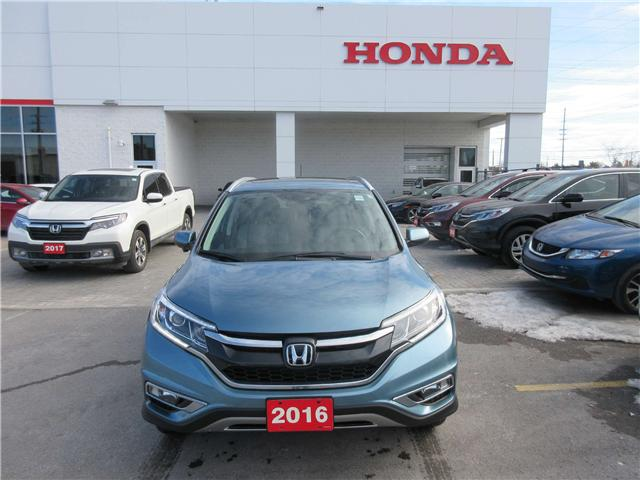 2016 Honda CR-V Touring (Stk: 26442L) in Ottawa - Image 2 of 10