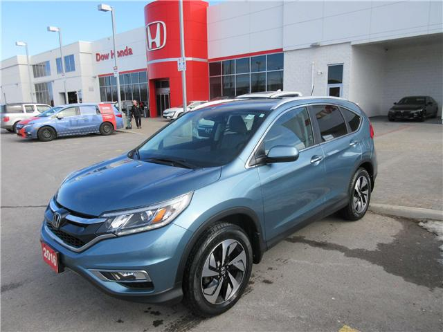 2016 Honda CR-V Touring (Stk: 26442L) in Ottawa - Image 1 of 10