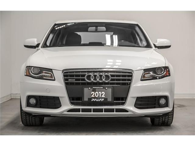 2012 Audi A4 2.0T (Stk: T13592AA) in Woodbridge - Image 2 of 21