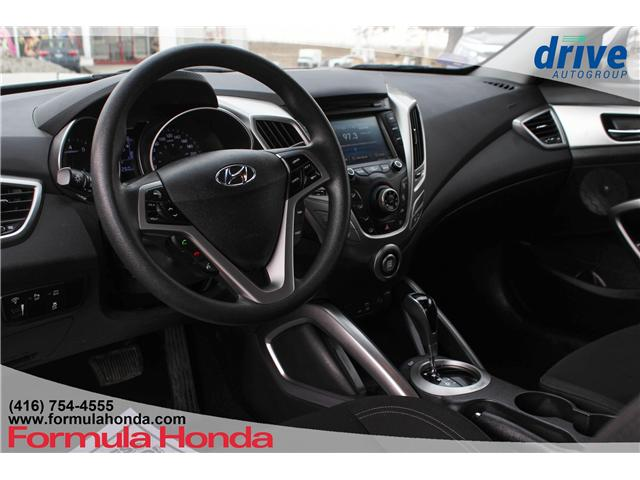 2016 Hyundai Veloster Base (Stk: B11003A) in Scarborough - Image 2 of 27