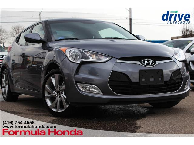2016 Hyundai Veloster Base (Stk: B11003A) in Scarborough - Image 1 of 27