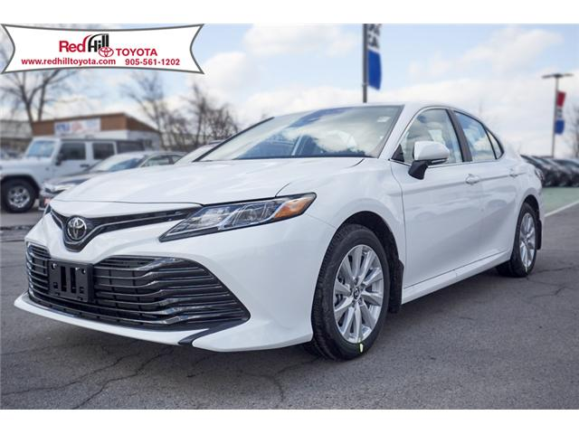 2019 Toyota Camry LE (Stk: 19507) in Hamilton - Image 1 of 12