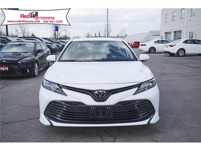 2019 Toyota Camry LE (Stk: 19507) in Hamilton - Image 4 of 12