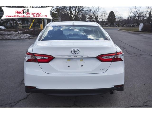 2019 Toyota Camry LE (Stk: 19507) in Hamilton - Image 6 of 12