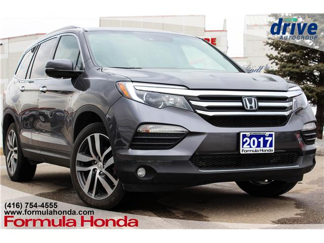 2017 Honda Pilot Touring (Stk: B11012) in Scarborough - Image 1 of 24