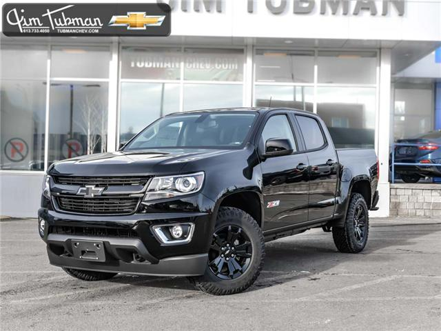 2019 Chevrolet Colorado Z71 (Stk: 190296) in Ottawa - Image 1 of 22