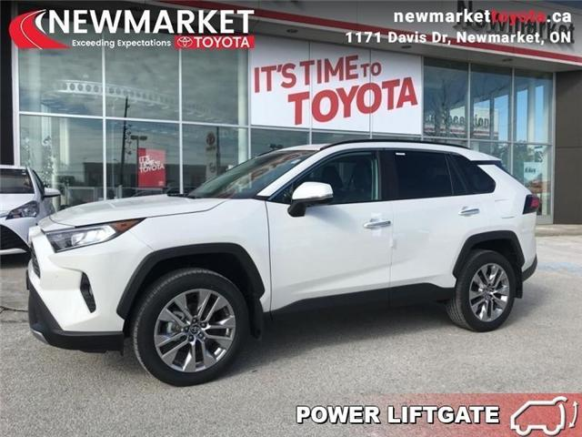 2019 Toyota RAV4 Limited (Stk: 34095) in Newmarket - Image 1 of 19