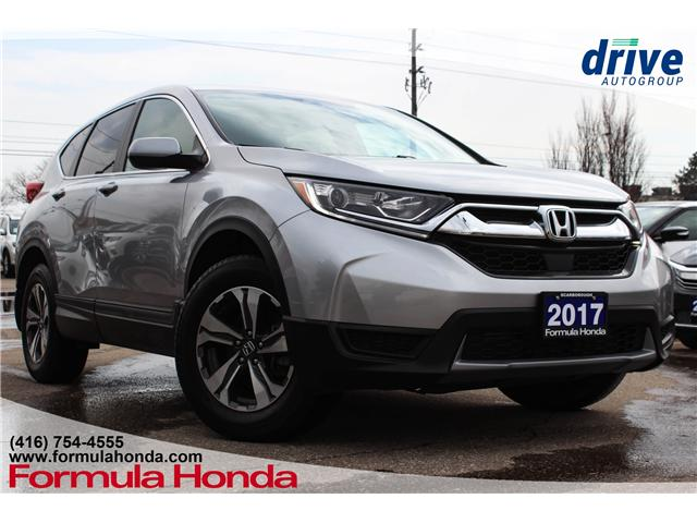 2017 Honda CR-V LX (Stk: B11022R) in Scarborough - Image 1 of 27